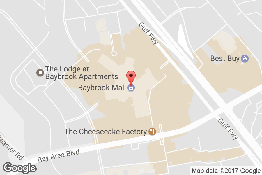 Map of Baybrook Mall - Click to view in Google Maps